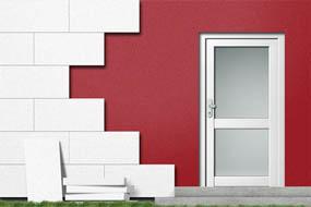 Eine gute Fassadendämmung ist sinnvoll