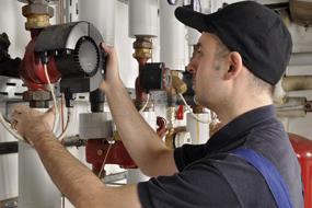 Moderne Zirkulationspumpen senken den Stromverbrauch um bis zu 80%